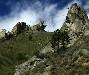 Pinnacles State Park, Washington