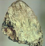 Chrysotile Ore, Lowell, Vermont